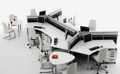 Influence the Productivity of Your Employees with Right Office Furniture Collections - http://officefurnitureblog.org/influence-productivity-employees-office-furniture-collections/
