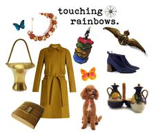 touching rainbows by seasidecollectibles on Polyvore featuring Rochas, Eugenia Kim, WALL, L.L.Bean, kitchen and vintage