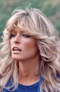 feathered haircuts farrah fawcett - Google Search
