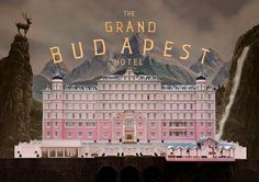 The Grand Budapest Hotel Graphics by Annie Atkins | Inspiration Grid | Design Inspiration