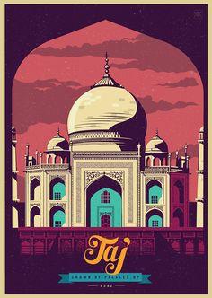 Celebrating India on Behance