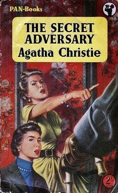 The Secret Adversary by Agatha Christie (A Tuppence and Tommy Beresford mystery)