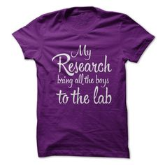My Research Brings All the Boys to the Lab