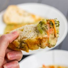 """The easiest homemade cheese and dill beer bread! Use your favourite beer as the yeast """"replacement."""" No bread maker required!"""