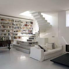 White on White Loft