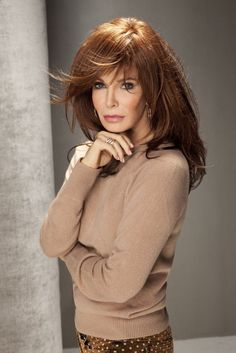 Jaclyn Smith wig collection