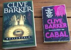 Clive Barker has long been a favorite author.  I've read EVERYTHING he has published since the 1980s.  He is the subject of today's Scranton Page Turner.  Click the picture to read my column.