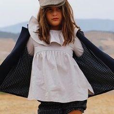 Wow!! Buenos días 😘😘😘😘#pepitobychus #aw2016 #blazerborgoña #blusaarlequin #kids #monocolor #fashionkids #barcelona Fotografía: @rocioaguadophotography 🌟🌟www.pepitobychus.com