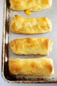 Easy Road Trip Breakfast Recipe: Cheesy Ham & Egg Roll Ups - Comic Con Family