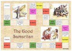 The Good Samaritan game!