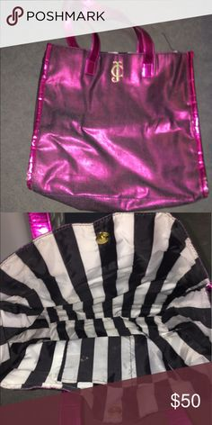 Bag Cute JC bag for sleepovers! Juicy Couture Bags Totes