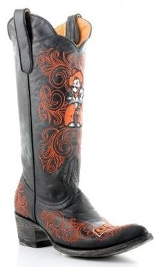 Oklahoma state #cowboyboots #yesplease