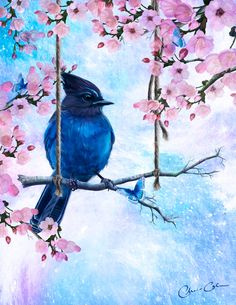 """""""Swing Into Spring"""" - Chris Cole"""
