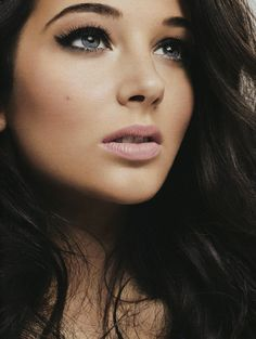 Tulisa Contostavlos makeup by Lisa Eldridge