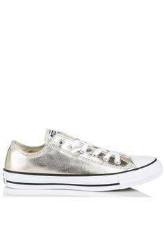 Baskets basses Chuck Taylor All Star Metallic DORE by CONVERSE