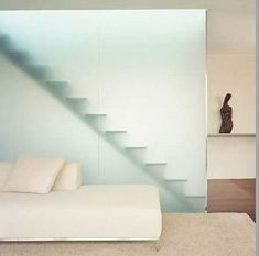 Frosted Glass Walls - Bing images Glass Walls, Frosted Glass, Bing Images, Stairs, Home Decor, Etched Glass, Stairway, Decoration Home, Room Decor