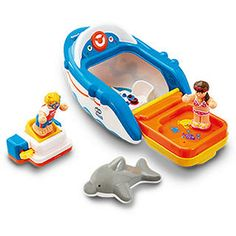 BuyWOW Toys Danny's Diving Adventure Online at johnlewis.com