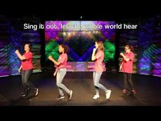 Check out this new Children's Ministry Music! Be on the look out for seeing these new songs come out at Kid Central!
