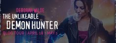 Rusty's Reading : Promo: The Unlikeable Demon Hunter https://www.goodreads.com/book/show/33379515-the-unlikeable-demon-hunter  Amazon: http://amzn.to/2pvD6pt @wildeauthor #Promo #TheUnlikeableDemonHunter @inkslingerpr @IARTG