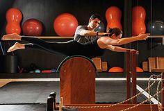 Cuidado redobrado com os abdominais no Pilates
