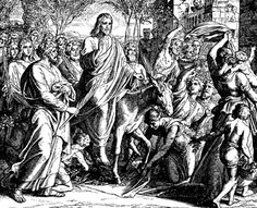 Palm Sunday reminds us ofthe triumphal entry of our Lord Jesus into…