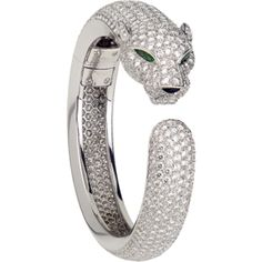 Cartier Diamond And Onyx Panther Ring Pinterest
