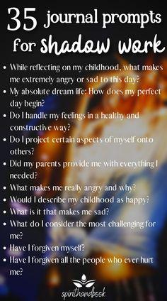 Inner Child Healing, Self Healing, Emotional Healing, Work Journal, Therapy Journal, Les Chakras, Journal Writing Prompts, Manifestation Journal, Self Care Activities