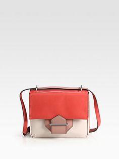 Reed Krakoff - Standard Colorblock Leather Mini Crossbody Bag - Saks.com