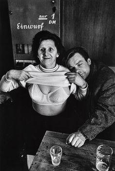 Anders Petersen, Café Lehmitz, 1967-1970.