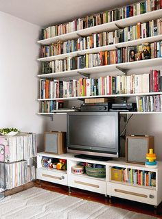 Apartment Shelving Ideas Our Brooklyn Apartment  Apartments Cups And Shelves