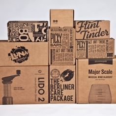 Custom Packaging for Boxes + Bags + Brands