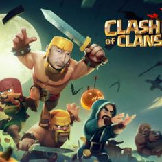 Playing Clash Of Clans with Enda Dollar Face its gonna be fun