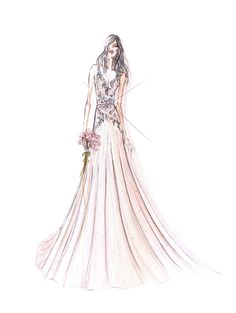 Style 9405 Sketch