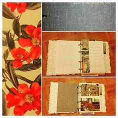 Agenda/sketchbook /quaderno pensieri. 2016 ispirato. #inspiration #quaderno #agenda #diariodiziamildred #diary #handmade #handmadediary #postcards #illustration #bookmarks #flower #flowerpower #copybook #mydiary #planner #planneraddict #illustrazione #sketchbook
