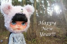 Happy New Year!!! by Summer♥Blythe, via Flickr