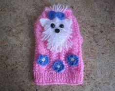 Armario de alta costura suéter LadybugBy Nina para perros