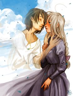 sophie and howl - Google Search