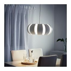 IKEA STOCKHOLM pendant lamp Provides both good general lighting and some directional light. Pendant lamp STOCKHOLM White Energy label image link Energy Rating Article no: Light bulb sold separately. Ikea Stockholm, Apartment Furniture, Ikea Furniture, Fixture Table, Home Upgrades, Led Lampe, Hanging Lights, Pendant Lamp, Interior Styling