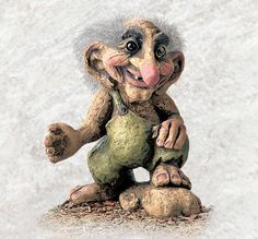 Troll Grandfather - Large