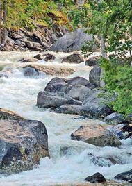Icicle River (Leavenworth, WA) by Earth & Sky Studio ~ www.earthnskystudio.com