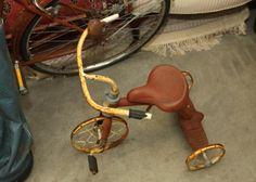 Junior Vehicles children's tricycle