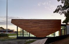 Port Melbourne Football Club,© k20 Architecture - Peter Bennetts