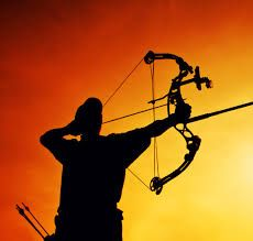 Bowfishing Silhouette Fly Fishing – Famous Last Words Archery Hunting, Bow Hunting, Bowfishing Bows, Archery Photography, Summer Olympics Sports, Olympic Sports, Bow Drawing, Senior Boys, Arrows