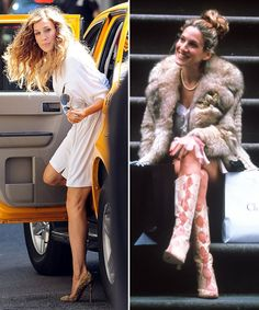 Sarah Jessica Parker's shoe game is so good, even Carrie Bradshaw would be jealous.