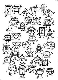 Pour commencer mes vacances, je viens de mettre en ligne une petite compilation de quelques planches , dont certaines nouvelles (vêtements, souris, poissons, véhicules,... Sequencing Worksheets, Printable Worksheets, Drawing For Kids, Drawing Tips, Hidden Picture Puzzles, Writing Programs, Maila, Brain Gym, Hidden Pictures