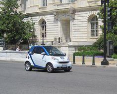 Car2go - car sharing service