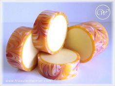 rimmed CP soap - handmade soap