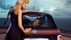 Gucci Fiat Winter 2011 Campaign (Gucci)