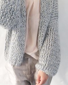 Discover thousands of images about Grey Kiro by Kim Cute Crochet, Knit Crochet, Knitting Designs, Knitting Patterns, Kiro By Kim, Mohair Sweater, Hand Knitting, Knitwear, Sweaters For Women