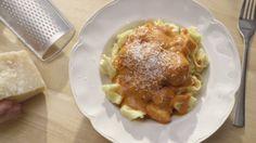 Pâtes à la sauce rosée | Cuisine futée, parents pressés